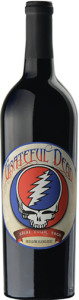 Wines that Rock Grateful Dead Red Wine Blend Mendocino County USA 2009
